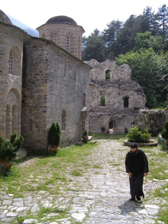 Olympos Dionisos-Kloster